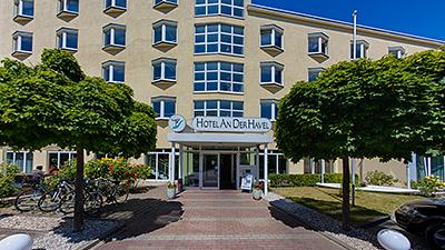 Google Panoramatour Hotel an der Havel