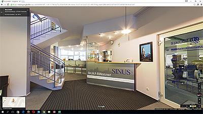 Sinus GmbH Greifswald